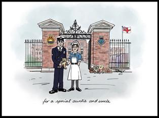 Royal Navy Medical Gift