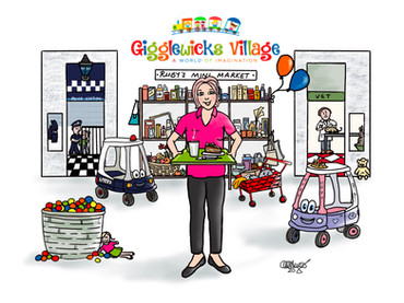 Gigglewicks Village