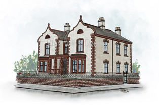 Tweed House, Blyth