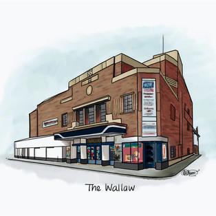 The Wallaw, Blyth