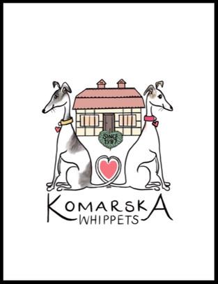 Whippet Breeder Logo