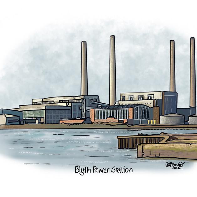 Blyth Power Station