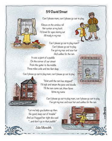 Bringing a Poem to Life
