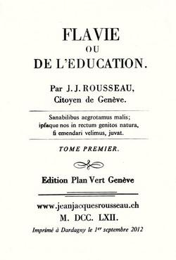 Tricentenaire Rousseau 2012