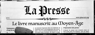 La Presse N°9