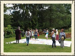 Ce week-end du 29, 30 et 31 mai c'était la fête du bicentenaire avec Ecogia.