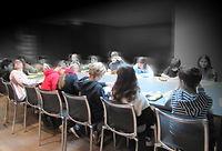 Atelier d'écriture au musée de la FMB