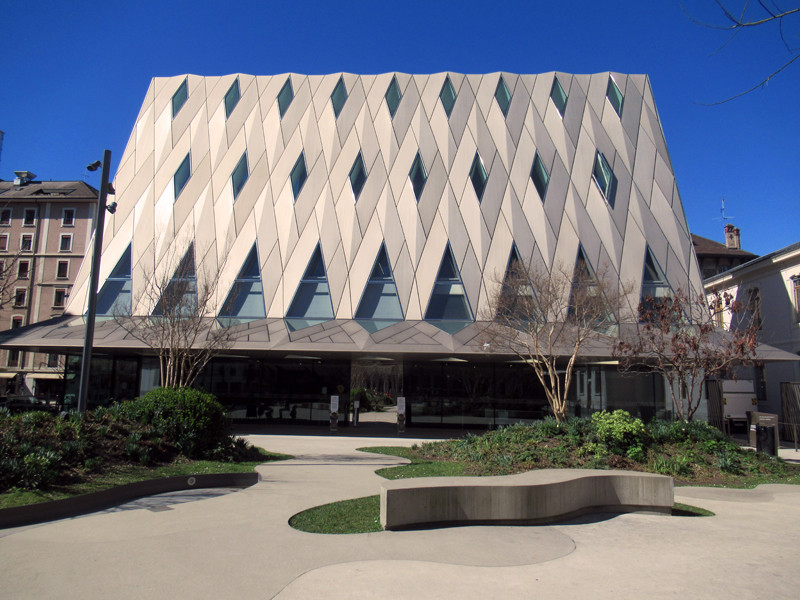 Musée d'Ethnographie Genève