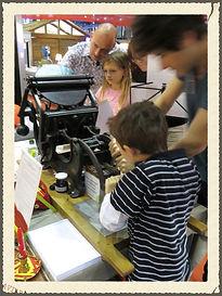 Salon du Livre 2015/atelier presse