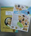 Parcours Jean-Jacques Rousseau en ville de Genève