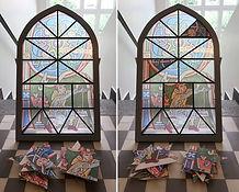 Puzzle vitrail Rufillus