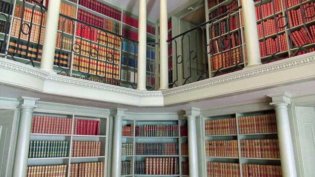 Bibliothèque du musée