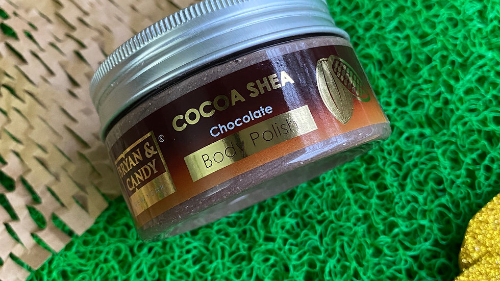 Cocoa Shea Body Butter by Bryan & Candy New York's (200gm)