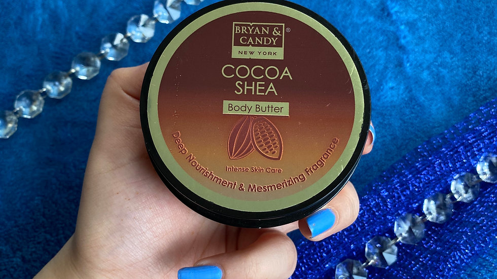 Bryan and Candy's Cocoa Shea body butter