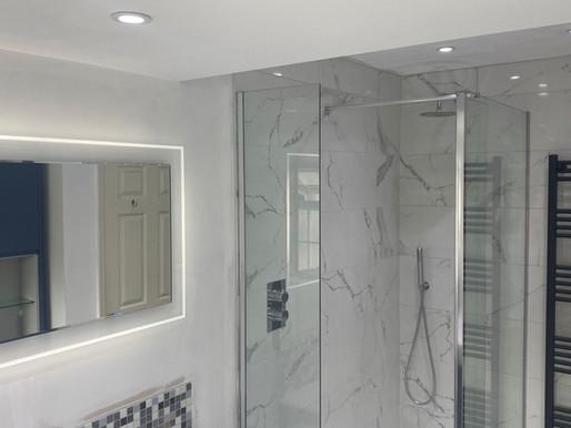 Bathroom in Curdridge, Hampshire... beautiful!