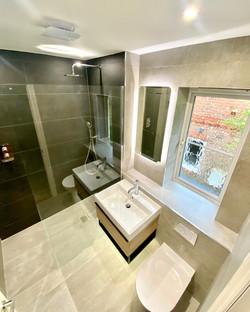 New Bathroom in Bursledon