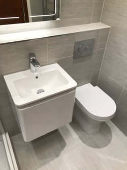 Bathroom in West End, Southampton