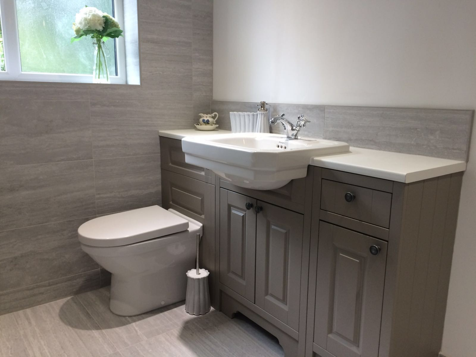 Luxury Bathrooms Southampton