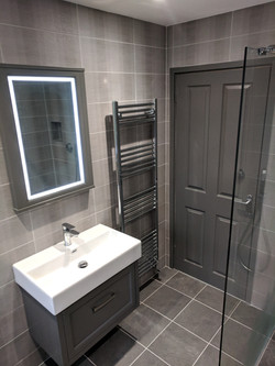 New Wetroom in Whiteley