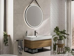 HIB Bathroom Mirrors