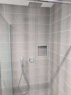 Wet room design Southampton