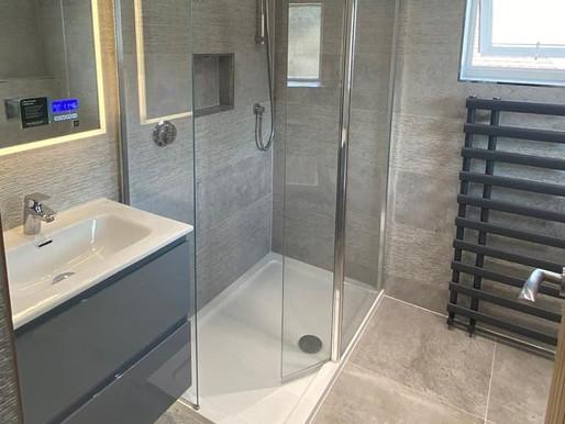New Bathroom in Warsash