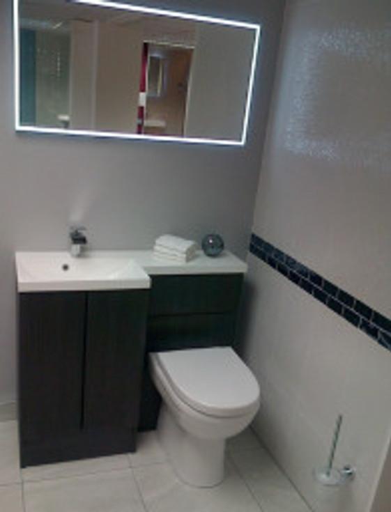bathroom showroom in southampton