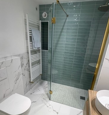 Bathrooms in Netley, Southampton!