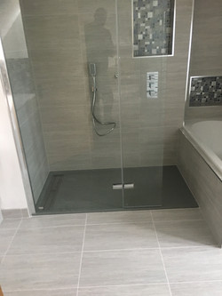 Walk in Shower Bathroom Hedge End