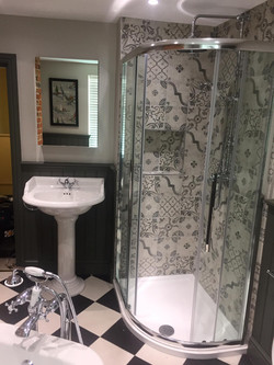 Shower Room in Winchester