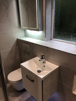 Bathroom in Chandlers Ford