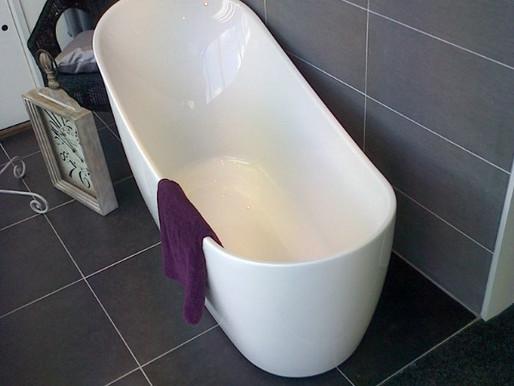New Bathroom displays @ Harris Bathrooms!
