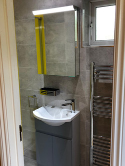 Bathroom in Bishops Waltham