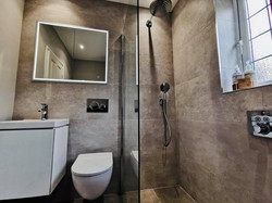 Wet Room Installation in Hamble