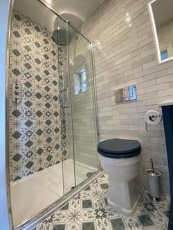 New Bathroom in Hamble, Southampton