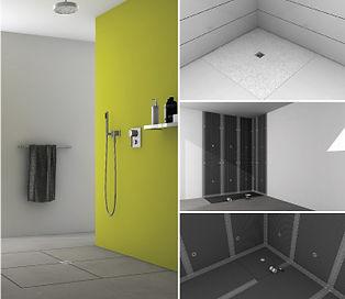 wet room design southampton