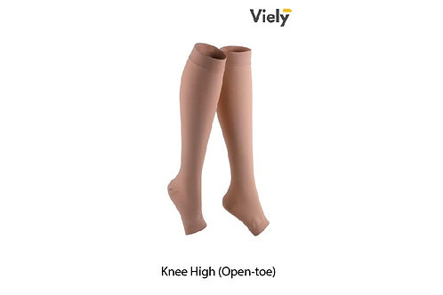 Viely Medical Compression Stocking (Knee High)
