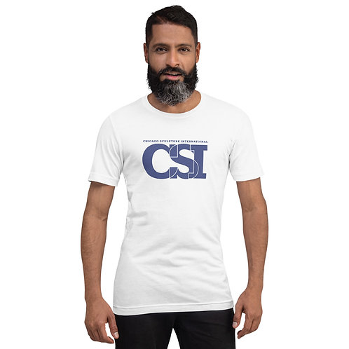CSI Logo Short-Sleeve Unisex T-Shirt copy
