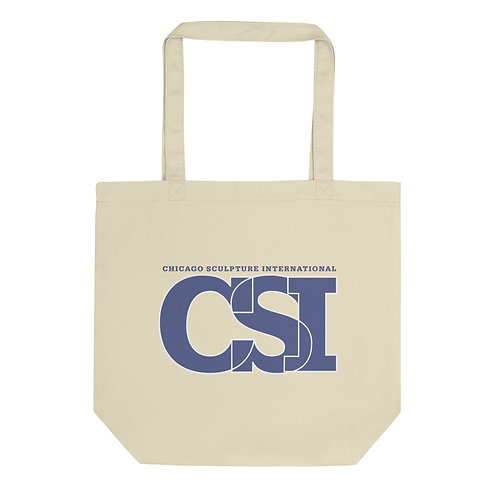 CSI Logo Eco Tote Bag