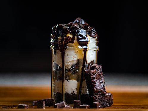 Dark & Lovely Cheesecake
