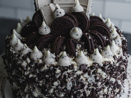 Cookies and Cream!