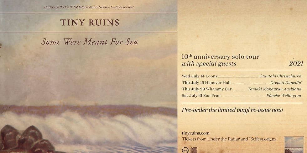 Tiny Ruins - 'Some Were Meant for Sea'