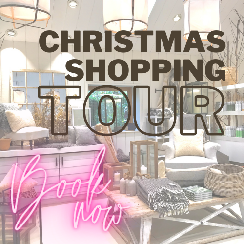 Christmas Private Guided Shopping Tour