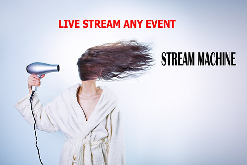 Live Streaming Package #1