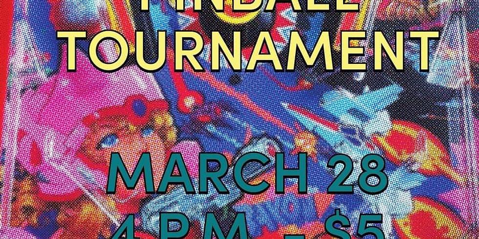 Transmission Arcade - March Pinball Tournament