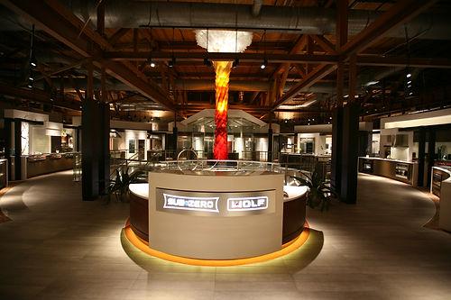 Zingg Design - Sub-Zero Dallas Showroom
