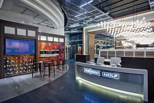 Zingg Design - Sub-Zero Costa Mesa Showroom