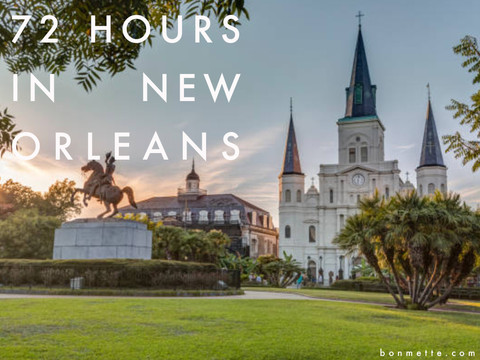 a guide to new orleans
