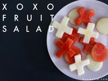 xoxo fruit salad