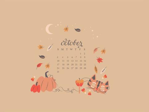 october 2021 desktop wallpaper
